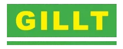 GILLT Construction Logo